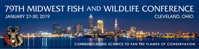 Midwest Fish & Wildlife Conference 2019  Header